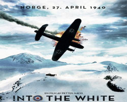 Into the White 2012 poster