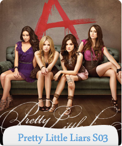 Pretty Little Liars 3 poster