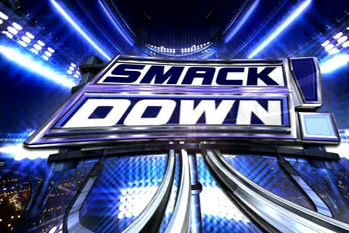 WWE SmackDown 14/09/2012 poster