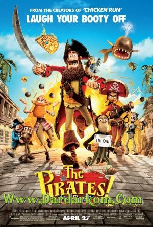 The Pirates Band of Misfits 2012 poster