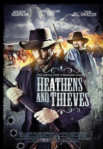 Heathens and Thieves poster