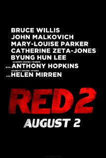 Red 2 2013 poster