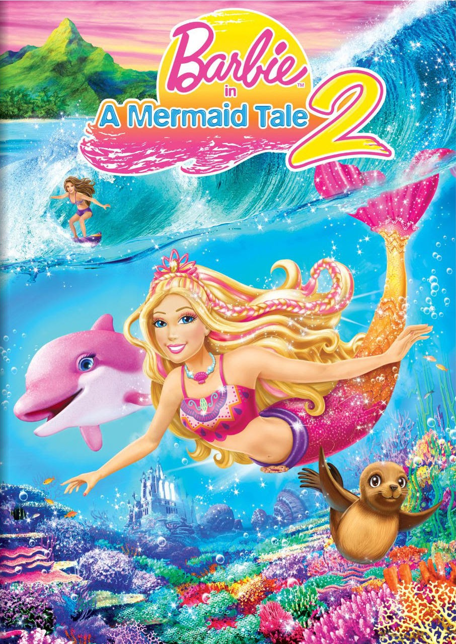 مشاهدة فيلم Barbie In A Mermaid Tale 2