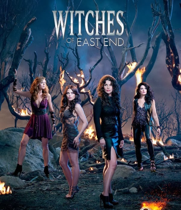 مسلسل Witches of East End الحلقة 1
