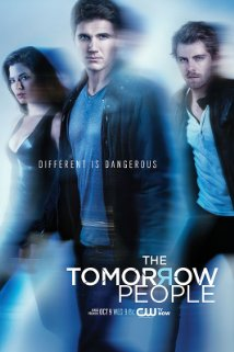 مسلسل The Tomorrow People الحلقة 9
