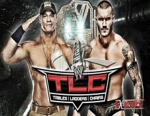 عرض تي ال سي WWE TLC Tables Ladders and Chairs 2013 مترجم اون لاين